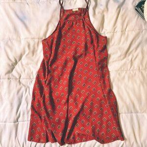 BRANDY MELVILLE ABIGAIL HIGH NECK DRESS 👗